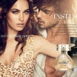 Megan Fox: sensual and savage for Avon