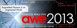 Tech agenda: Augmented World Expo 2013