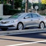 Hyundai Azera smoothly rolls on to 2017