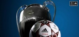 Get your own Adidas 2013 Champions League match ball