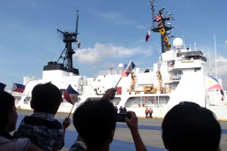 BRP Ramon Alcaraz, 300 naval personnel safely home after Vietnam visit