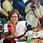 De Lima quietly celebrates 57th birthday with family
