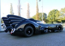1989 Batmobile 'Batman Returns' ©Historics at Brooklands