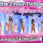 Binibining Pilipinas USA pageant night July 27