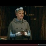 Ellen DeGeneres and John Turturro in tech ads from 2014 Super Bowl