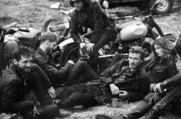 David Beckham for Belstaff: first campaign image
