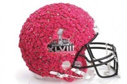 Betsey Johnson for Bloomingdale's NFL auction ©Bloomingdales