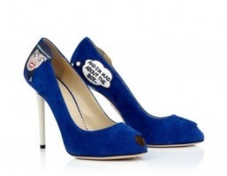Charlotte Olympia gets comic inspiration
