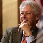 Hillary's in, but what role for Bill?