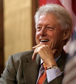Bill Clinton will keep giving speeches to 'pay our bills'