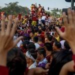 Devotee dies during Black Nazarene procession