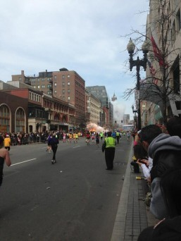 Boston bombs were likely homemade, full of shrapnel