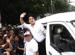 Sandiganbayan orders suspension of Revilla, Cambe