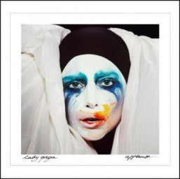 Tears of a clown for Lady Gaga new single artwork