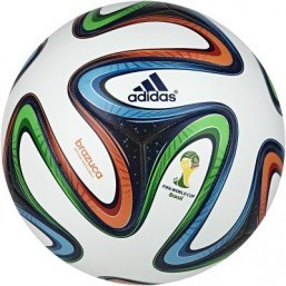 Brazuca, the official FIFA World Cup 2014 ball ©Adidas/Brazuca
