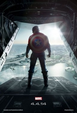 Trailer: Chris Evans returns as Captain America in 'The Winter Soldier'