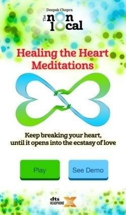 Deepak Chopra releases immersive meditation app