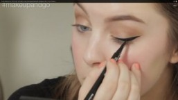 Beauty tutorials: holiday makeup