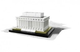 Two American landmarks join Lego's Architecture series