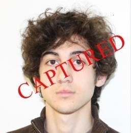 Boston bomb suspect charged, faces death penalty