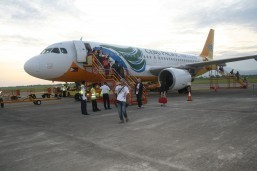 CebuPac makes first flights to Saudi Arabia