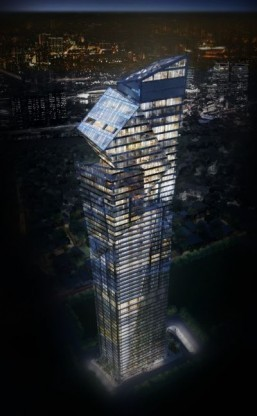 Giorgio Armani and Daniel Libeskind team up for Philippines skyscraper