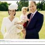 First official Princess Charlotte Christening pictures published