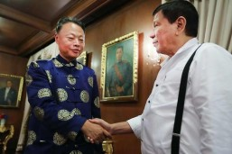 China has the kindest soul of all: Duterte