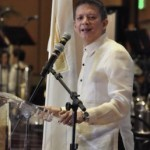 Chiz maintains lead; Robredo, Marcos tied in second place