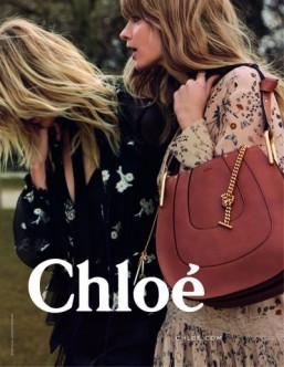 Old friends reunite for Chloé's new Fall / Winter 15 campaign