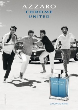 Azzaro's latest men's fragrance celebrates friendship