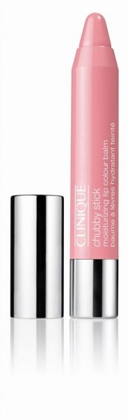 Chubby Stick Moisturizing Lip Color Balm, Clinique ©Clinique