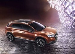 DS presents its first premium SUV for Chinese market