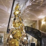 Christopher Bailey's Claridge's Christmas tree revealed