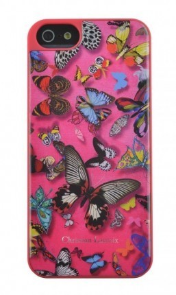 Christian Lacroix releases first line of smartphone accessories