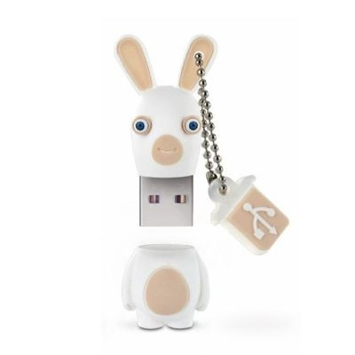 The Raving Rabbids USB drive sells for €14.99 (around $20). ©Integral