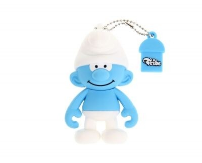 The Smurfs USB drives are available from €13.99 (around $19). ©Tribe