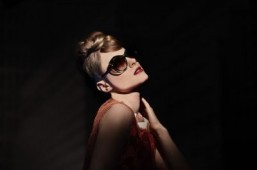 Fendi reveals new shades with rising star Kiesza