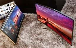 Curved screens, 4K, gaming: innovative monitors from LG