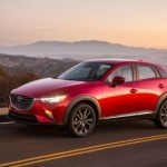 Mazda CX-3 set for European premiere in Geneva