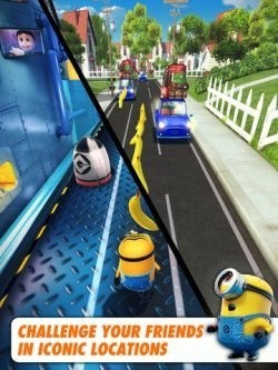 Top iPad apps: Despicable Me: Minion Rush, Tetris Blit