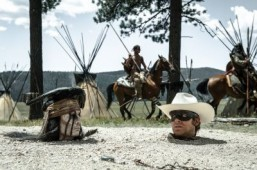 Johnny Depp swaps pirates for wild west in 'Lone Ranger'