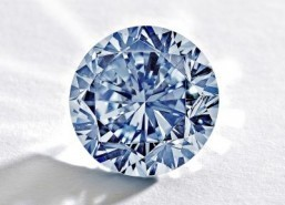 Rare blue diamond to be auctioned in Hong Kong
