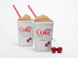 Diet Coke Frost Cherry ©Diet Coke