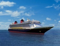 The Disney Fantasy ©Disney Special uses Disney Only