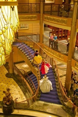 Disney Cruise Line sweeps cruising awards