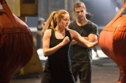 "Still of 'Divergent"" starring Shailene Woodley and Theo James ©2014 Summit Entertainment. All Rights Reserved."