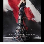 Andreea Diaconu is the new face of Donna Karan