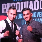 Pacquiao, Donaire in one card for the first time