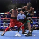 Unbeaten Walters KOs Donaire for title